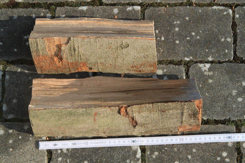 Buche Luftgetrocknet Brennholz Schnittlänge 25 oder 33cm